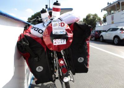 Andreas Schäfers Radtour Düsseldorf - Mallorca 2780