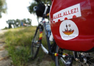 Andreas Schäfers Radtour Düsseldorf - Mallorca 2790