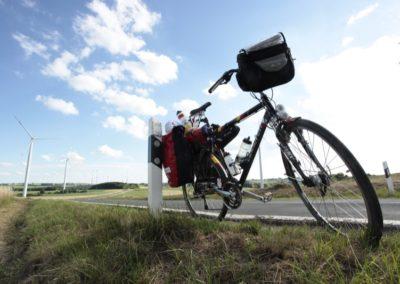 Andreas Schäfers Radtour Düsseldorf - Mallorca 2906