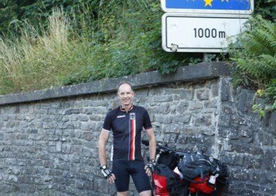 Andreas Schäfers Radtour Düsseldorf - Mallorca 2925