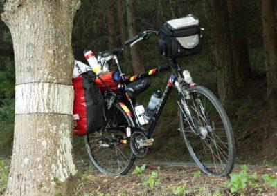 Andreas Schäfers Radtour Düsseldorf - Mallorca 2942