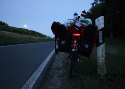 Andreas Schäfers Radtour Düsseldorf - Mallorca 2996