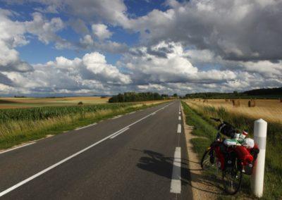 Andreas Schäfers Radtour Düsseldorf - Mallorca 3213