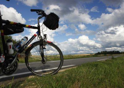 Andreas Schäfers Radtour Düsseldorf - Mallorca 3214