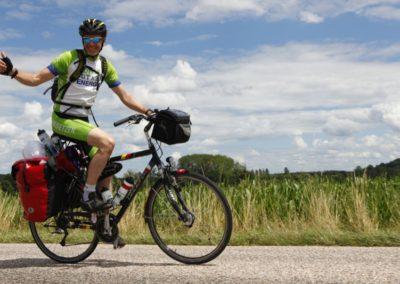 Andreas Schäfers Radtour Düsseldorf - Mallorca 3283
