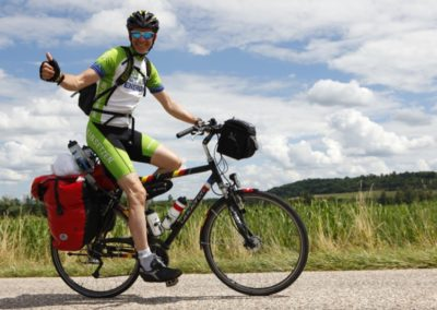 Andreas Schäfers Radtour Düsseldorf - Mallorca 3284