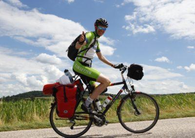 Andreas Schäfers Radtour Düsseldorf - Mallorca 3285