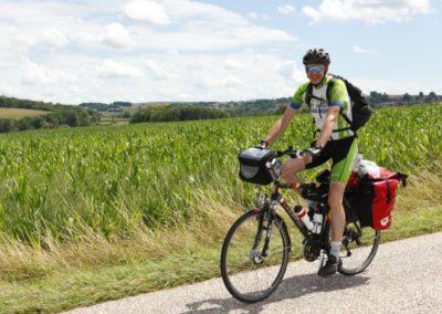 Andreas Schäfers Radtour Düsseldorf - Mallorca 3291