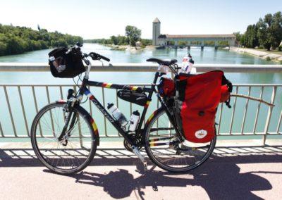 Andreas Schäfers Radtour Düsseldorf - Mallorca 3469