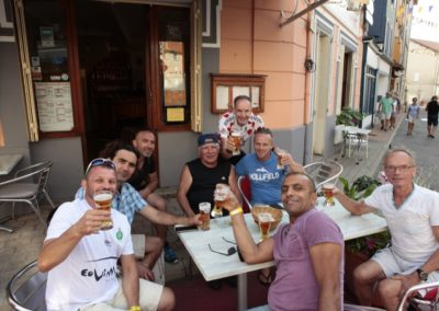 Andreas Schäfers Radtour Düsseldorf - Mallorca 3802