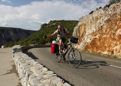 Andreas Schäfers Radtour Düsseldorf - Mallorca 3998