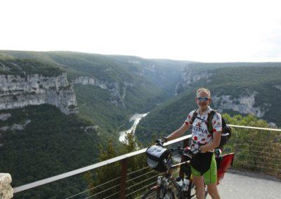 Andreas Schäfers Radtour Düsseldorf - Mallorca 4055