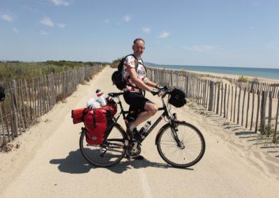 Andreas Schäfers Radtour Düsseldorf - Mallorca 4148