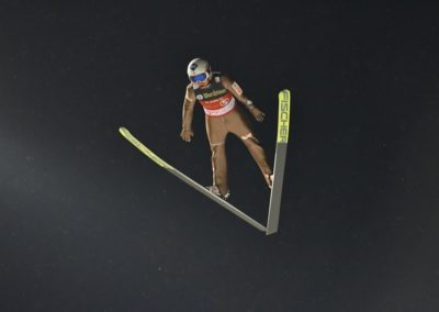 Skispringer Willingen i. Sauerland