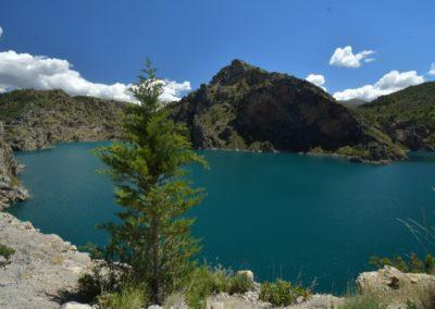 Embalse de Quentar / Sierra Nevada