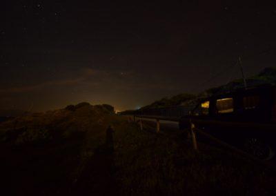 Nachtstimmung Costa de la Luz / ESP