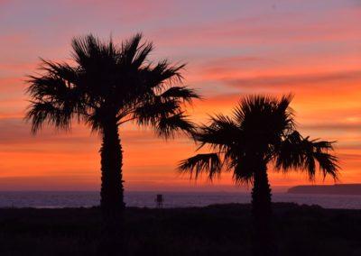 Sun-Set in Zahara de los Antunes
