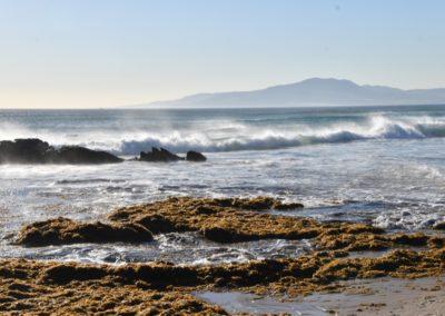 Spanien, Tarifa, Dünung an der atlantischen Küstenseite