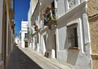 Spanien, Tarifa historischer Stadtkern