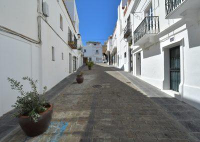Spanien, Tarifa, inmitten der urtümlichen Altstad